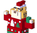 Christmas Clawhauser