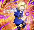 Breathless Struggle Android 18