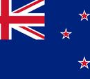 Դրոշ Նոր Զելանդիա