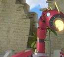 Scorpion Bot (Badnik)