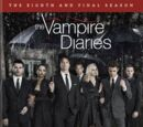 The Vampire Diaries: The Eighth and Final Season (DVD)
