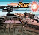 """Bojový útočný tank TX-225 GAVr """"Occupier"""""""