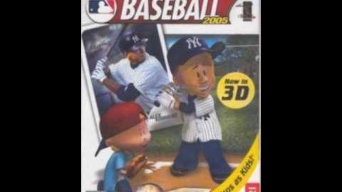 Backyard Baseball 2005 Music- Kenny Kawaguchi