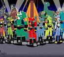The Renegadosaurs