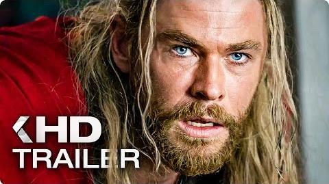 THOR 3 Ragnarok Trailer (2017)