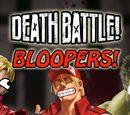 DEATH BATTLE!: Bloopers - Ken VS Terry & Hulk VS Doomsday
