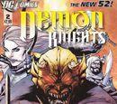 Arcos históricos de Demon Knights Vol 1