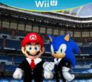 Mario & Sonic Football Manager