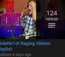 William's raging series playlist