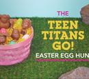 Teen Titans Go! Easter Egg Hunt