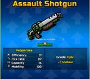 Assault Shotgun Up2
