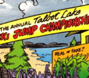 Strach nad jeziorem Talbot