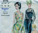 Vogue 5770 A