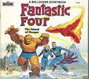Fantastic Four: The Island of Danger