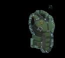 Кевларовый бронежилет