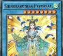 Shinobaronesa Pavoreal