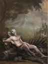 Tw3 painting geralt sit griffin.png