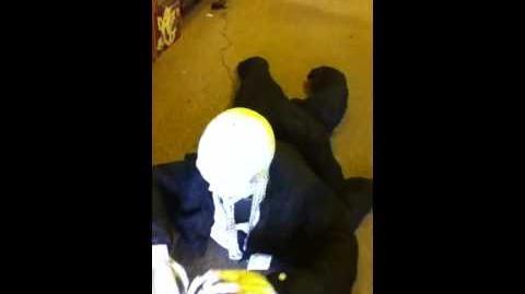 Halloween Express 2012 Gemmy Crawling Mr. Zombody