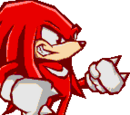 Knuckles the Echidna/Tanicfan22's version
