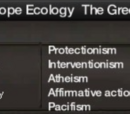 Europe Ecology - The Greens