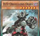 D/D Orgulloso Ogro