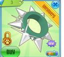 Diamond Spiked Collar