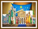 VeggieTales The Stable That Bob Built Nativity Tramp Frames.jpg