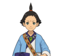 Phoenix Wright: Ace Attorney - Spirit of Justice Character Images