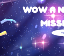Wow a New Mission.