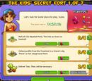 The Kids' Secret Fort: Taiga 6 Expansion