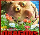 Dragons-Aufstieg von Berk