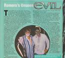 Romero's Unseen Evil