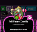 Cell Phone Zombie