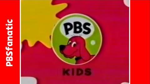 PBS Kids ID Clifford the Big Red Dog (2006 WFWA-TV)