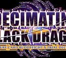 X Trial Deck 1: Decimating Black Dragon