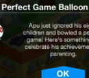 Perfect Game Balloon