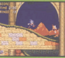 Sonic the Hedgehog 2 (16-bit) game development images