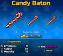 Candy Baton