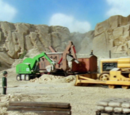 Oliver the Excavator/Gallery