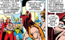 Kamuu (Ancient Atlantis) (Earth-616) Katherine Reynolds (Earth-616) and Daiman Hellstrom (Earth-616) from Marvel Spotlight Vol 1 17.jpg
