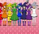 Rainbow Witch Wonderland!