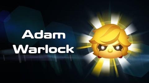 Adam Warlock Skills Intro - MARVEL Tsum Tsum