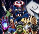 MARVEL COMICS: Marvel Future Avengers