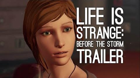 Life Is Strange Before The Storm Trailer - Life is Strange Prequel First Trailer at E3 2017-1