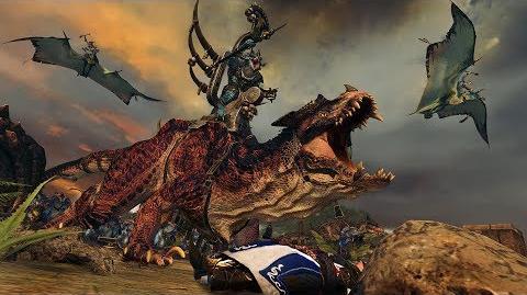 Saektide/Confirmada la fecha de lanzamiento de Total War: Warhammer II