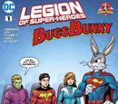 Legion of Super-Heroes/Bugs Bunny Special Vol 1 1