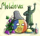 Moldovaball
