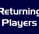 Returning Players