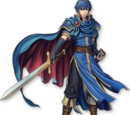 Personajes de Fire Emblem: New Mystery of the Emblem