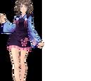 Robe Tassel Kimono